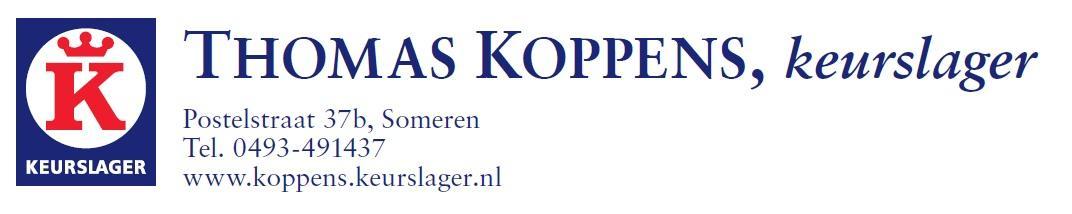 Keurslager Koppens